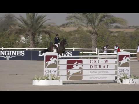 Emirates Equestrian Centre Dubai 26 Jan 17 Grand Prix final