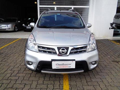 Nissan Livina X-Gear 1 8 16v Automático (Flex) 2014 - YouTube