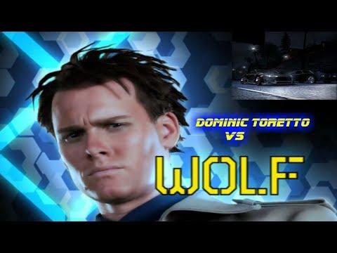 Доминик Торетто в NFS Carbon -  Wolf VS Dominic Toretto (Легенда!) #5