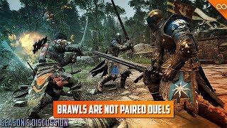 Brawl is Brawl, Not Duel x2