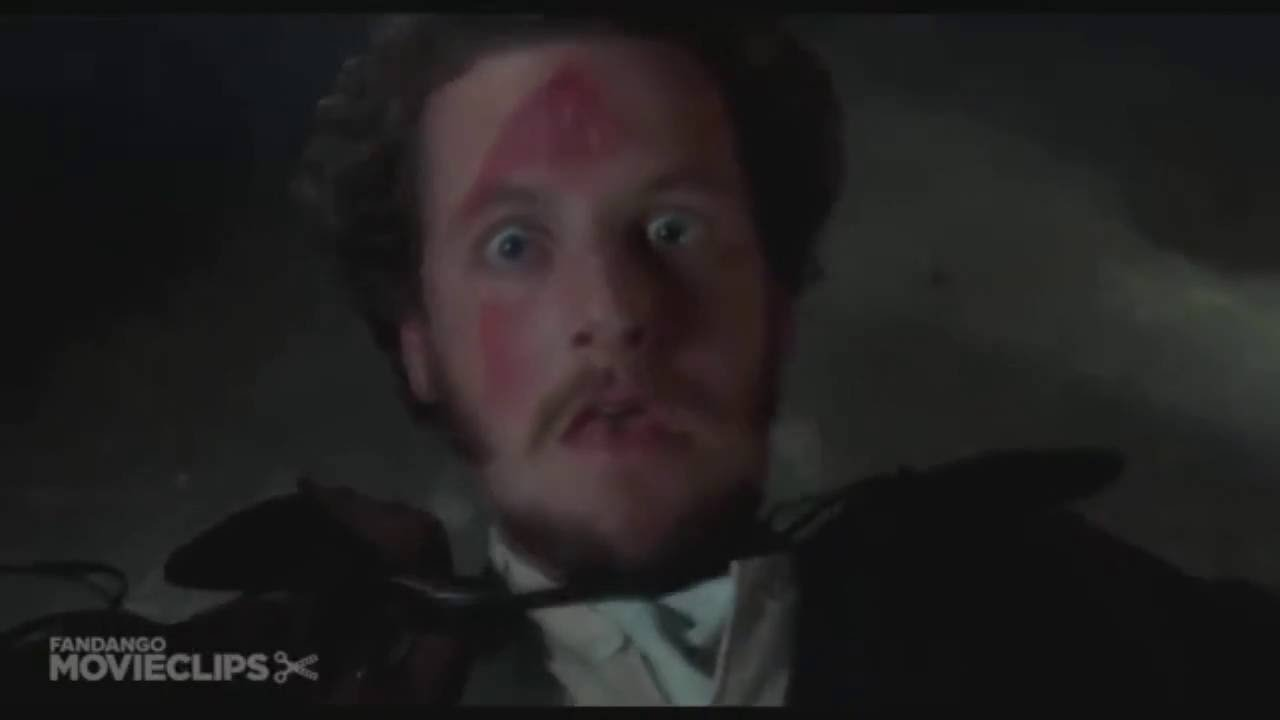 Home Alone Marv Gets Hit By An Iron In Reverse Youtube