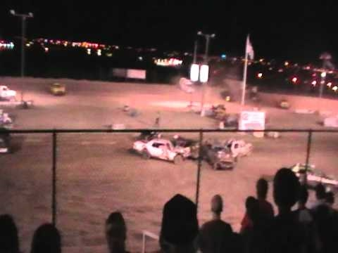 For Troy  Demolition Derby July 31st Texas Thunder Speedway