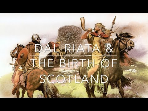 The Sea-Kingdom: Dál Riata & The Birth of Scotland
