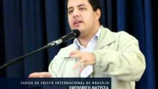 ICI de Brasília - Frederico Batista - Momento da ceia - 29 de Maio de 2011