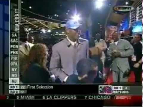 Carmelo Anthony - NBA Draft 2003