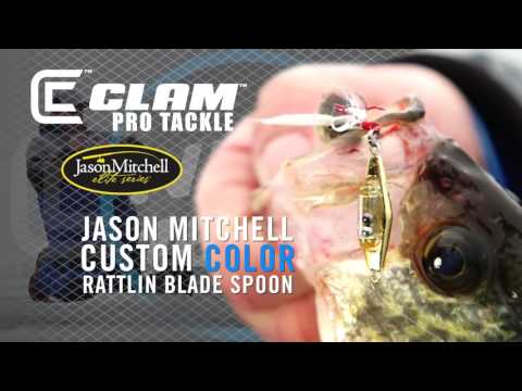 Best Ice Fishing Tackle | 2016 CLAM OUTDOORS PRO TACKLE