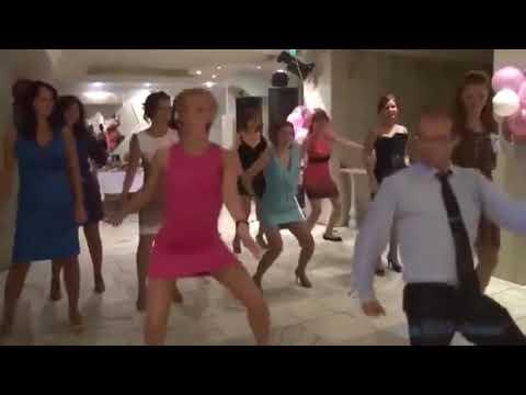 Приколы на свадьбе 2019!!!Мегаржач!!!Подборка смешных танцев на свадьбе!!!!!!