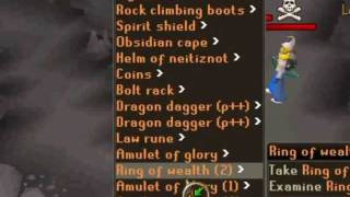 Dynamit_hary Pk Video 3 - Runescape Pure Hybriding Drags Pking Old School Style