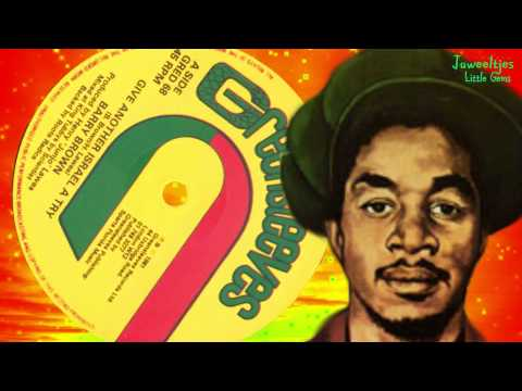 Barry Brown Roots Radics Band The Separation Scientist In Fine Style