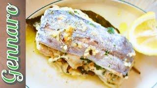 Silver Fish Parcels | Amalfi