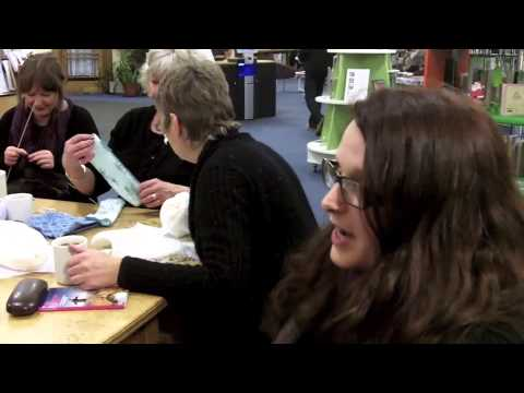 Leith Library Knitting Group