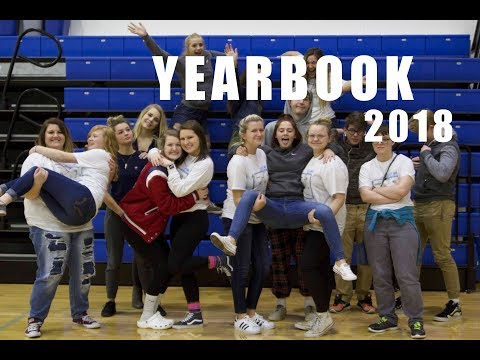 Yearbook Video 2017-2018