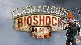 Bioshock Infinite Clash in the Clouds DLC! | TheBioshockHub Birthday Livestream!