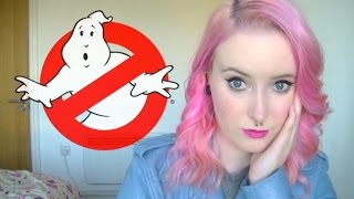 Ghostbusters 2016 Trailer (Female Reaction & Opinions)