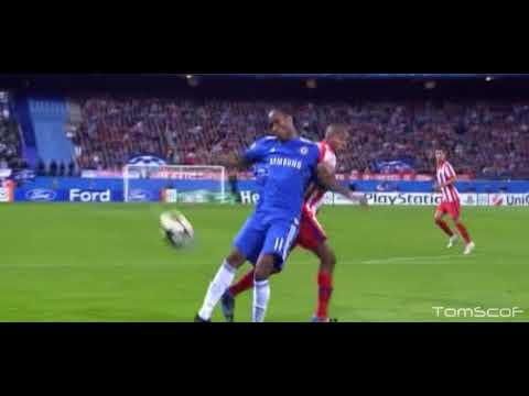 Didier Drogba Vs Atletico Madrid (A) 09-10