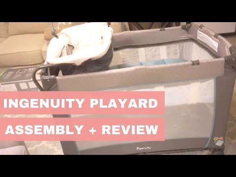 Ingenuity Smart And Simple Playard Assembly Review Most Popular