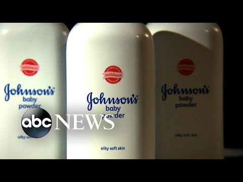 Thumbnail: Johnson and Johnson ordered to pay $417M to one woman over cancer claims