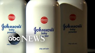 Johnson and Johnson ordered to pay $417M to one woman over cancer claims