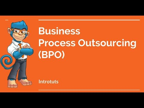 What Is Business Process Outsourcing In Hindi (BPO)