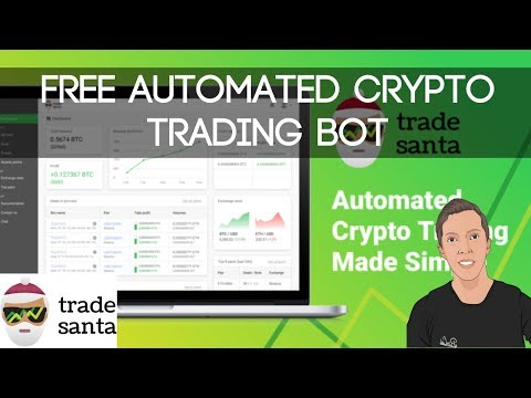 Trade Santa | NEW And FREE Crypto Bot!!