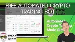 Trade Santa   NEW and FREE Crypto Bot!!