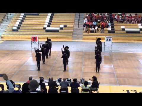 Riverdale High School Step Team -KunFusion 1st Place Grand Champions 3/1/2014