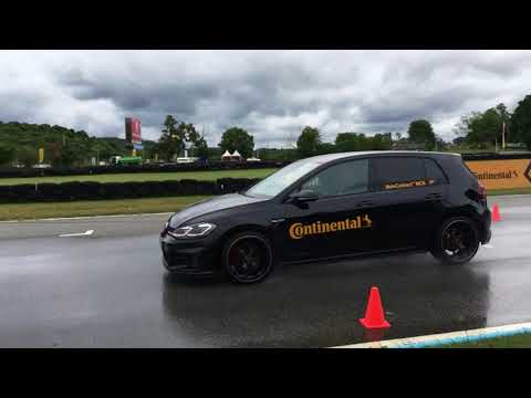 Continental MaxContact MC6 : Wet Braking