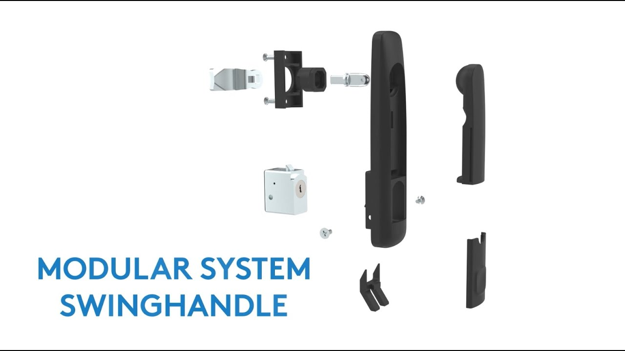 Download Modular System Swinghandle   Mesan Access Solutions