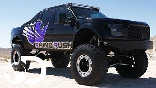 2011 Ford F-250 Transforms Into Supersized Monster Truck | Diesel Brothers