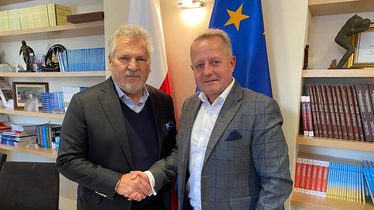 Prezydent Aleksander Kwaśniewski o JW GROM w rozmowie z Polska Mówi