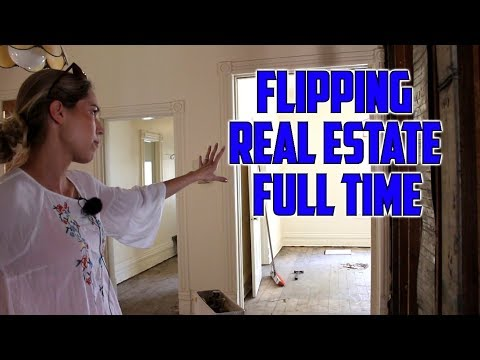 Quit Your Job to Start Flipping Real Estate Full Time in London Ontario