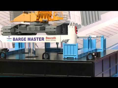 Barge Master motion compensation systems - teaser
