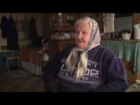 Русская глубинка:фильм о деревне 'Корыто, лыжи, велосипед'