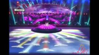 Agnes Monica (Together We Will Shine) ~ OPENING CEREMONY SEA GAMES 2011 INDONESIA.FLV