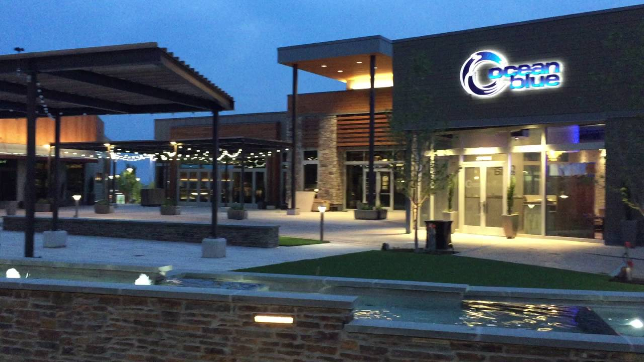 Ocean Blue Restaurant In Sterling Va Loudoun County