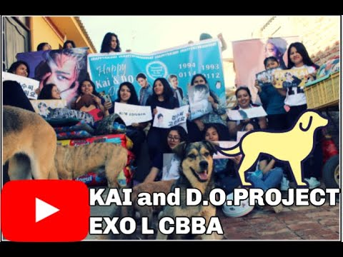 """Happy Kai And D.O. Day - Proyecto Social: """"Memories Engraved In The January"""""""
