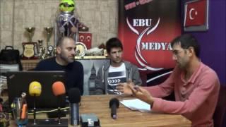 EBU MEDYA - MABER TUR FUTBOL TURNUVASI 2. HAFTA ' B GRUBU '
