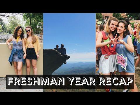 Life As An App State Student: Freshman Year Recap