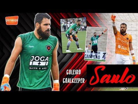 ⚽ SAULO / GOLEIRO / BOTAFOGO (PB)