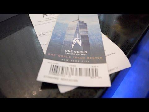 One World Trade Center Observatory Tour, June 2015