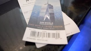 One World Trade Center Observatory Tour, June 2015