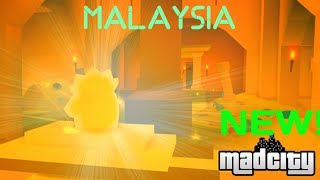 Roblox Mad city Update Pyramid heist (Tipps untuk ROMPAK PYRAMID MALAYSIA)
