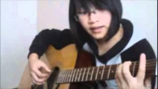 Dau Pho Em Qua - Sunnie Nguyen (guitar cover)
