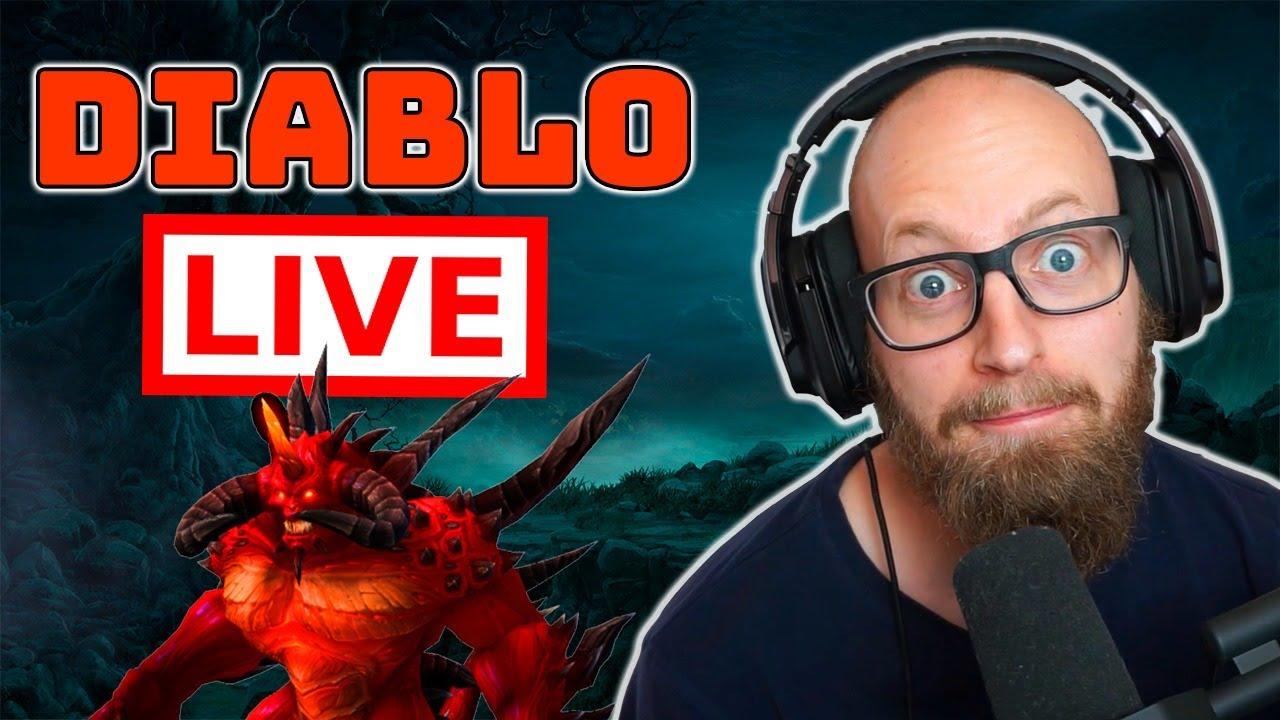 Diablo 3 LIVE! (Med Matias)