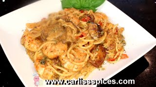 Creamy Cajun Shrimp Pasta With Sausage Recipes