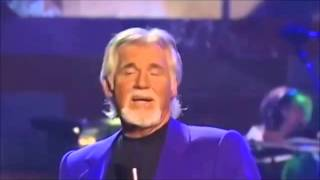 Crazy By Kenny Rogers- Live.