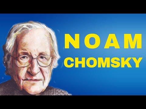 5 Dinge, die ich von Noam Chomsky gelernt habe