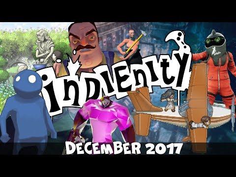 Indienity #36: Top 10 - Best Indie Games of December / Лучшие Инди игры декабря (2017)