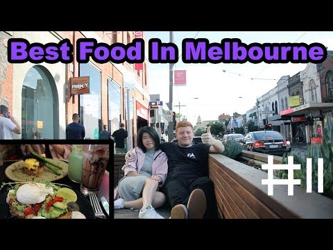 Eating the Best Food in Melbourne! Vlog Day 2!