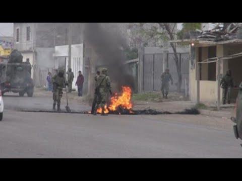 Militares en Reynosa de cazadores a cazados por el crimen organizado en M�xico